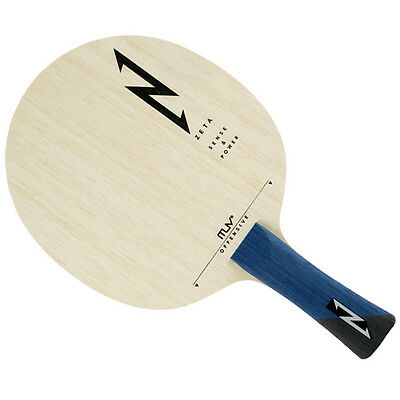 XIOM Zeta Offensive Table Tennis Blade Ping Pong Racket [ST] [FL]