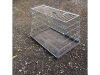 Dog crate for audi A4 hatchback