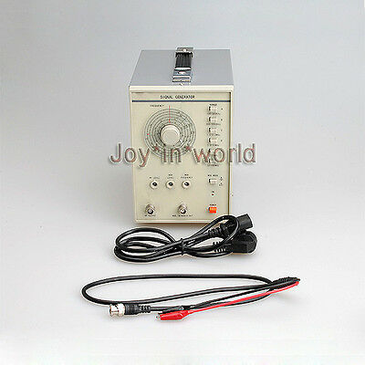 Radio High Frequency Rf Signal Generator 100 Khz150 Mhz New