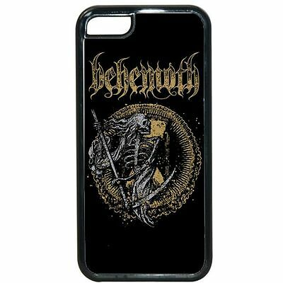 BEHEMOTH DEATH METAL BAND Case for Iphone 4,5,5c,6 Samsung Galaxy HTC (Best Iphone 4 Metal Case)