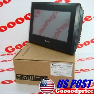 Nib Hmi Th765-n 7in Touch Screen Rs232422485 Com Port Fast Shipping