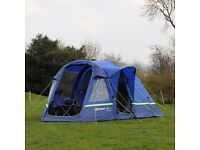 Berghaus air4 4 man tent brand new cost £450