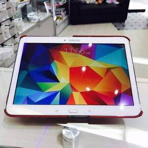 """EXCELLENT SAMSUNG GALAXY TAB 4 10.1"""" 16GB WHITE WITH FREE COVER Surfers Paradise Gold Coast City Preview"""