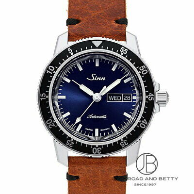SINN 104STSAIB 200m waterproof automaticwinding mens watch Sapphire crystal