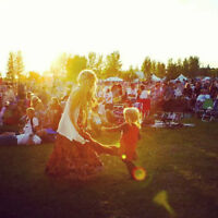 Seeking Childcare at the Canmore Folk Festival