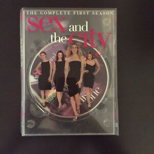 Sex and the City Complete Seasons 1 and 2