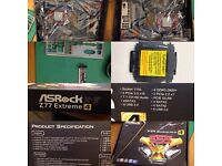 AS Rock Z77 Extreme 4 mother board