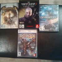 PC Game lot