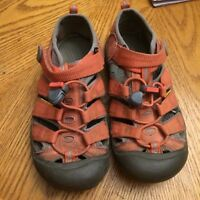 Kids keen sandals size 2 youth