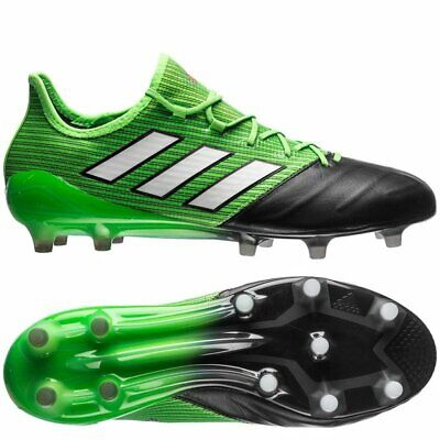 Adidas 17.1 Ace Leather Football Boots Firm Ground FG AG Size UK 7.5 US 8.5