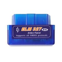 ELM327 OBD2 II Engine Scanner Bluetooth -Android-BlackBerry10-Pc