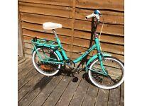 Vintage viceroy girls bike £15 vw camper / festivals etc