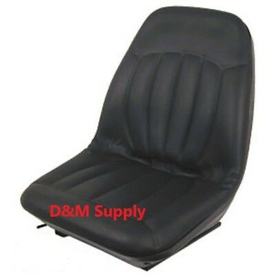 Bobcat Skid Steer Seat With Tracks S160 S175 S185 S220 S250 S300 S330