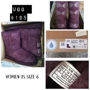 Brand New UGG boot!! Size6!!