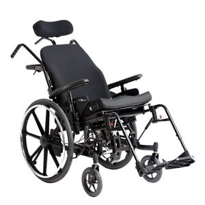 WHEELCHAIR WITH POWER TILT FOR SALE - Orion II - #WMA5FM005