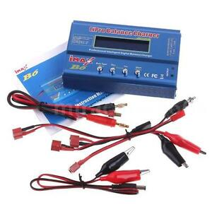 iMAX B6 Charger Professional Digital RC Lipo NiMh Battery Charge NO AC adapter