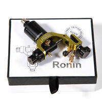 "Rotary Tattoo Machine ""Ronin"" Gun Swiss Motor Liner Shader"