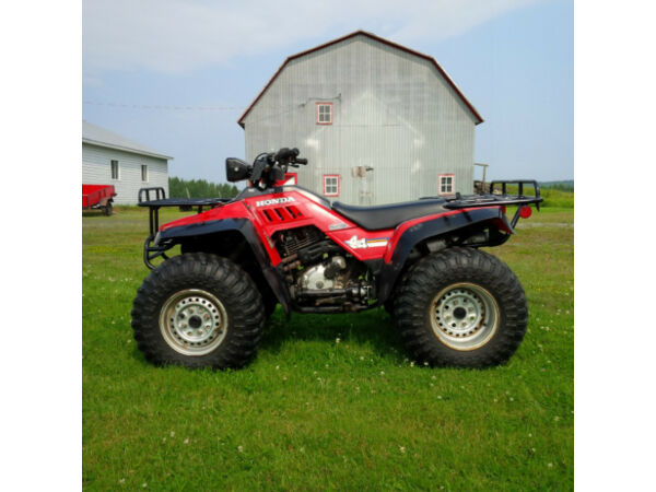 Used 1986 Honda Fourtrax TRX 350
