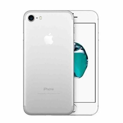 Apple iPhone 7 128GB Sim Free Unlocked iOS Smartphone Silver - Grade A Excellent