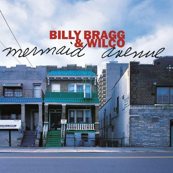 Billy Bragg & Wilco - Mermaid Avenue LP New SEALED Vinyl Album