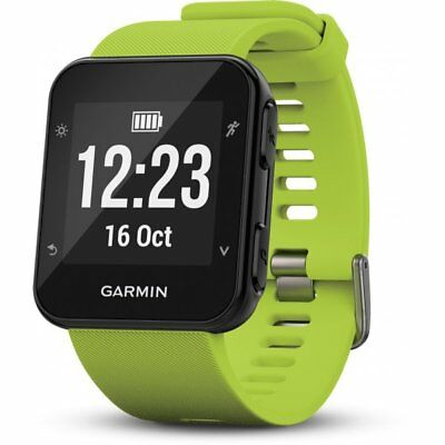 Garmin Forerunner 35 Limelight Green GPS Sport Watch Wrist Based HR 010-01689-01