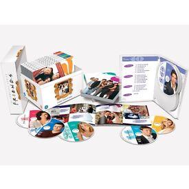 Friends Seasons 1-10 15th Anniversary Boxset