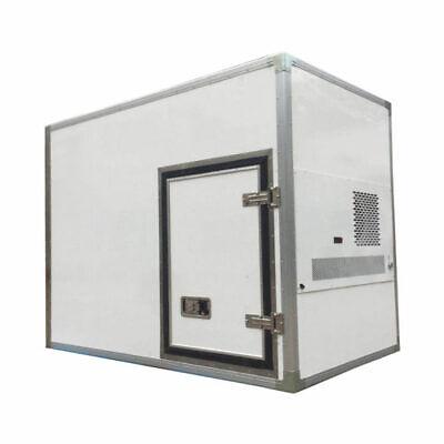 K05bs90 Mobile Cold Storage Unit Slip-in Refrigeration Box For Vantruck