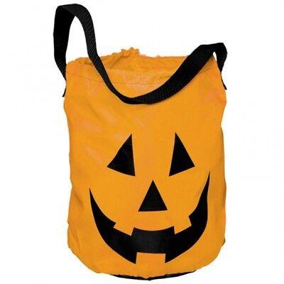 Halloween Süßigkeiten (Halloween Party Süßigkeiten Tasche Beutel Kürbis f. Kinder Party Deko Dekoration)