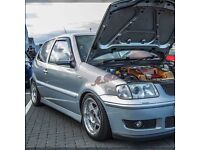 Polo 1.6gti 6n2 MIBI SWAP FOR GOLF TURBO