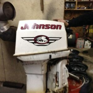 Boat Motor for Sale (60 hp)