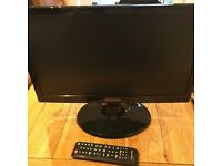 Samsung 19inch tv as new