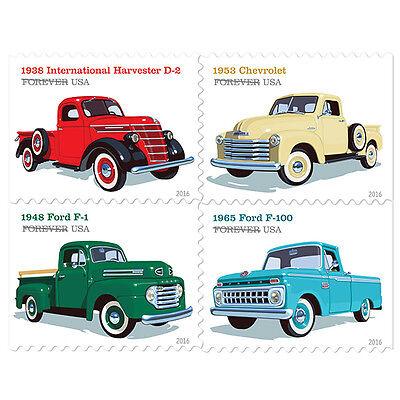 USPS New Pickup Trucks Booklet of 20