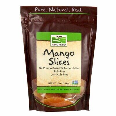 Mango Porciones Bajo Azúcar 296ml Por Now Foods