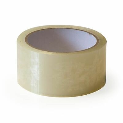 2 x Packing Tape Clear PP Economy 48mm x 66m