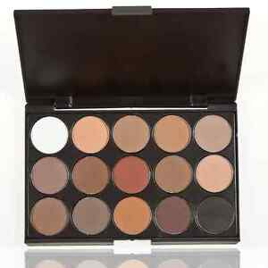 Pro-Eye-Shadow-Palette-15-Colors-Earth-Warm-Nude-Matte-Shimmer-Makeup-Kit-Set