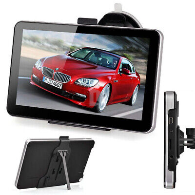 7inch Car GPS Navigation HD Touch Screen FM 128RAM 8GB WinCE6.0 Bluetooth