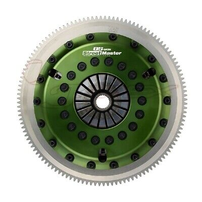 OS GIKEN Street Master Twin Disc Hard Clutch for CHASER JZX100 GT2CD-JZX100