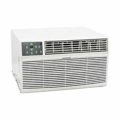 Koldfront - 8,000 BTU - Wall Air Conditioner - 1.3 kW Electr