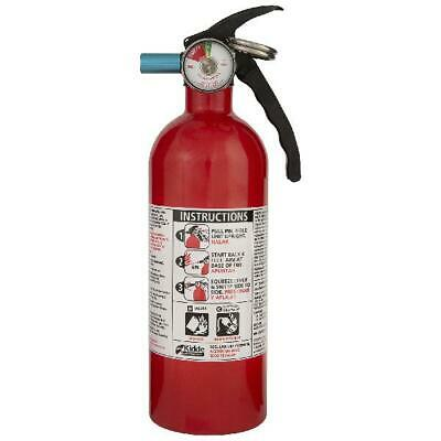 Kidde Auto Fire Extinguisher Dry Chemical Cars Kitchen Garage Class 5 Bc Rated