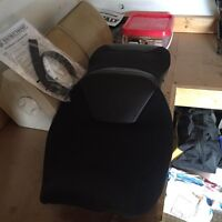 New air zeppelin seat for newer street glide
