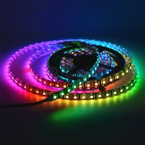 RGB LED STRIP with 5A Power Supply and 44 Button Controller