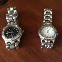 2 boys/youth/small mens watches