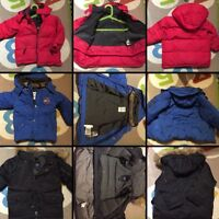 Winter clothing for 2years old