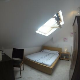 COMFORTABLE double room in a HUGE house in a LOVELY area. Large NEW kitchen!