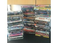 83 DVD'S ***reduced**