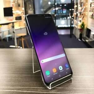 Pre owned Galaxy S8 Plus Grey/ Black 64G UNLOCKED AU MODEL INVOIC