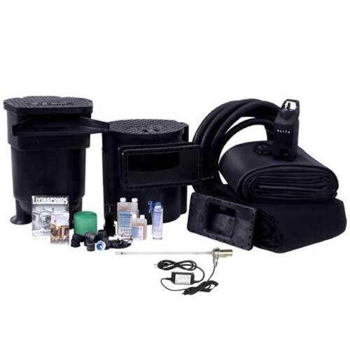 Savio 1500 Gallon Complete Pond Kit Package 11