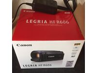 Brand NEW BOXED Canon Camcorder £115