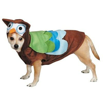 X Small Dog Halloween Costumes (NEW Halloween Pet DOG Cute Hoots OWL - X-SMALL Costume Pup Puppy)