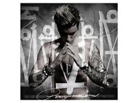 Justin Bieber Glasgow Standing Tickets x2 PRICE NEGOTIABLE